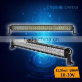 New arrival and high power ip67 31.5inch 180W led truck lights in China                                                                         Quality Choice