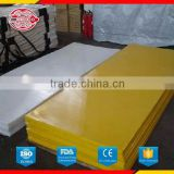 Guaranteed by third party ,chinese high cost-performance recycled hdpe plastic sheet