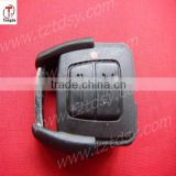 TD Auto key shell for opel Meriva 2 button remote key casing