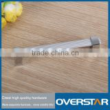 New Design Zinc Alloy Kitchen Hardware Aluminum Cabinet Handles