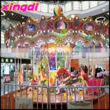 Joyfully in Parks, Kiddie Rides Electrical Animal Carousel for Sale!!!