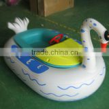 electric battery bumper boat inflatable kids bumper boat