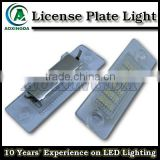 Error free LED number license plate light for VW Touran PASSAT B5 B6