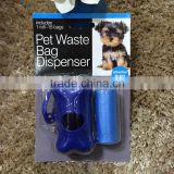 plastic dog waste bag dispenser and scented refills                                                                         Quality Choice