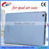 Ultra thin case For iPad Air Suit For Smart Cover, for iPad Clear Case Crystal Plastic Back Cover