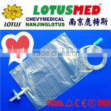 2000ml Pvc Adult Urine Collection Bag Disposable Urine Bag