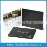 7 inch LCD Screen Video Talking Greeting Card with 256MB Memory and Customized Artwork Printing