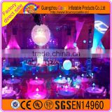 Inflatable led balloon Nightclub club decoration inflatable disco mirror ball