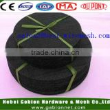 Black Wire Iron Wire Cloth / Epoxy Coated filter Wire Mesh(factory)