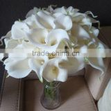 high quality calla lilies real touch flowers