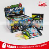 11G CC Stick Candy/CC Powder Stick/CC Straw Candy                                                                         Quality Choice