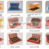 concrete clay mold porous block mold making wholesale cement suppliers industry machines