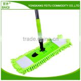 home appliance Steel Pole Material and Telescopic Handle Type microfiber flat mop