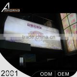 New Design Low Price Energy Saving Outdoor Advertising Billboard Advertising Furniture Signboard