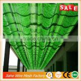 cheap price 2needles agriculture shading net/agricultural shading net shade sails/sun shade cloth factory