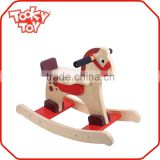 Wooden Toy Spring Rocking Horse