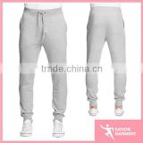 High quality Cotton Fleece Jogger Pants/Fitness Gym Sweatpants/Sports Training Sweat Pants
