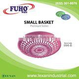 994-B - Fuho Plastic Small Baskets (Philippines)