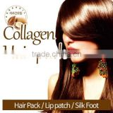 korea hair care product/hair mask treatment/collagen hair mask