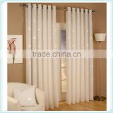 Latest curtain designs 2015 inherently fire retardant luxury living room curtain XJC 0018