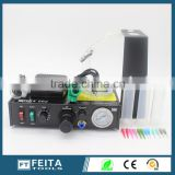 220V FT-982 Auto Glue Dispenser Solder Paste Liquid with high precision dispenser