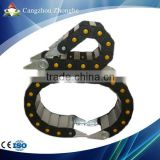 Cangzhou Zhonghe CNC Plastic Flexible Wire Tracks Cable Drag Energy Chain & Cable Carrier