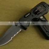 OEM Camping Knife Application and Stainless Steel Blade Material survival knife