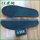 shoes stock cowboy boots men insoles Rechargeable Heated Insoles