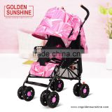 Iron Frame Baby Pram/Baby Stroller/Baby Carriage/Baby Pushchair/Baby Buggy With Push Handle Bar (JINGBAO 303A)