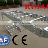 RUIAO steel flexible cable carrier for Metal machine
