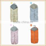 2014 new design beautiful pink wearable sleeping bag