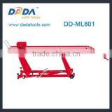 2014 Hot Sale 800Lbs Hydraulic Motorcycle Lift for Motorcycle Table