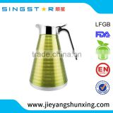 Hot sale stainless steel hot drink water jug vacuum flask SX093A