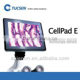 Tablet Fluorescent Biological Microscope