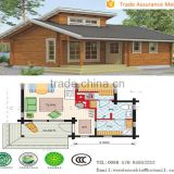 Good Quality And Movable Wooden holiday House Cabin