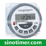 Multipurpose Electronic Weekly Programmable Digital Timer