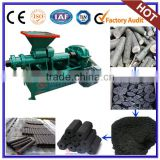 Longer Burning Time Small Extruder Machine Sawdust Briquette Charcoal In Indonesia