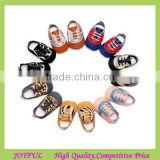 Genuine leather lace up leopard baby shoes oxford kids baby moccasins