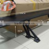 car general Aluminum Alloy modified tail wing spoiler
