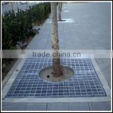 trench drain grating cover(ISO certificated,quality products made in China,construction material manufacture sales)