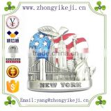 factory custom-made handmade carved fashion resin souvenir city magnets