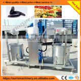Professional steam cassava grater with presser