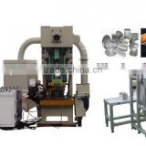 Aluminum Foil Food Container Making Machine Line