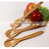 premium bamboo spoon scraper & turners, bamboo kitchen utensils wholesale