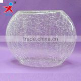 Supply crack lampshade, lamp act the role ofing, touching water ice crack chimney, crack in the glass