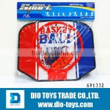 2015 PVC kids basketball stand toy,basket ball board toy