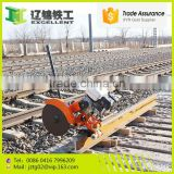Quality guaranteed railway maintenance tools good guide rail cutting machine