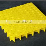 frp grating with panel