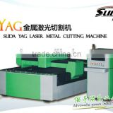 METAL----BEST quality hot sell YAG laser cutting machine