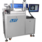 Full Auto Token Laser Coding Machine
